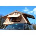 Namiot Dachowy WildCamp 140cm 4 Osobowy (długi)