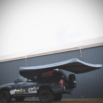Batwing 2,45 m zadaszenie...