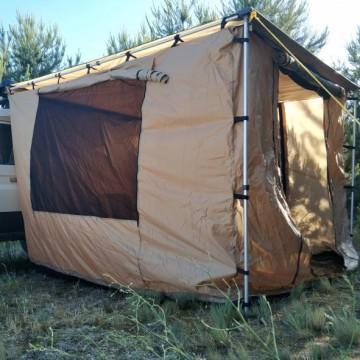 Namiot do markizy 2,5 x 2,5 m.