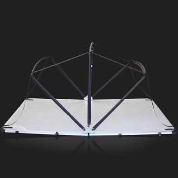 Podłoga namiotu dachowego +...