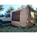 Namiot Dachowy WildCamp 140cm 2-3 Osobowy (krótki)