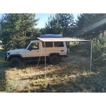 Namiot do markizy 2,5 x 3 m