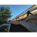 Zadaszenie mocowane do bagażnika dachowego
