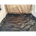 Zadaszenie markiza 2x2,5m mocowane do bagażnika dachowego