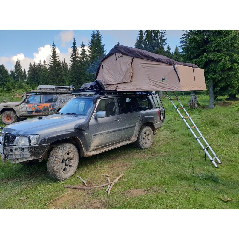 Namiot dachowy Wild Camp Missisipi 180 + przedsionek