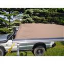 Przedsionek namiotu dachowego 140cm 2-3 osobowego