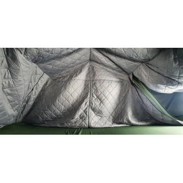 Ocieplenie do namiotu...